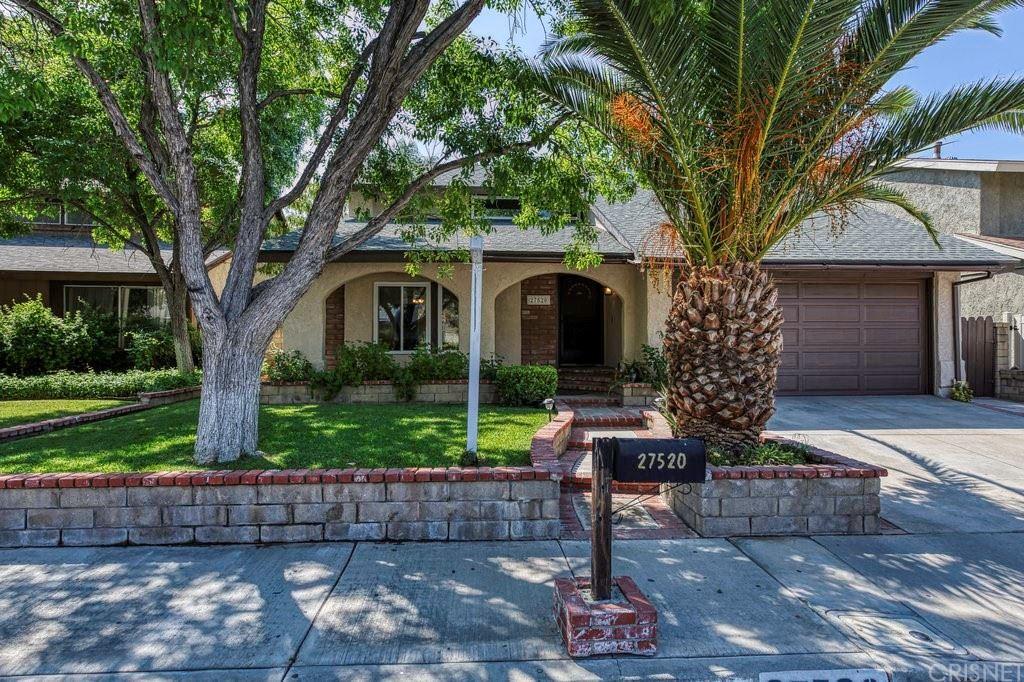 27520 Hyssop Lane, Santa Clarita, CA 91350 - #: SR21145977