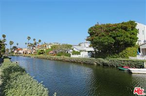 Photo of 428 CARROLL CANAL, Venice, CA 90291 (MLS # 19488978)