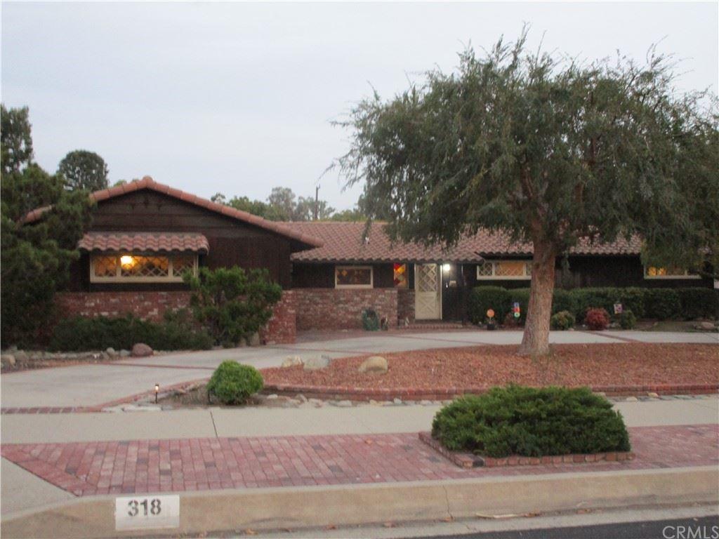 318 N Loraine Avenue, Glendora, CA 91741 - MLS#: CV21228978