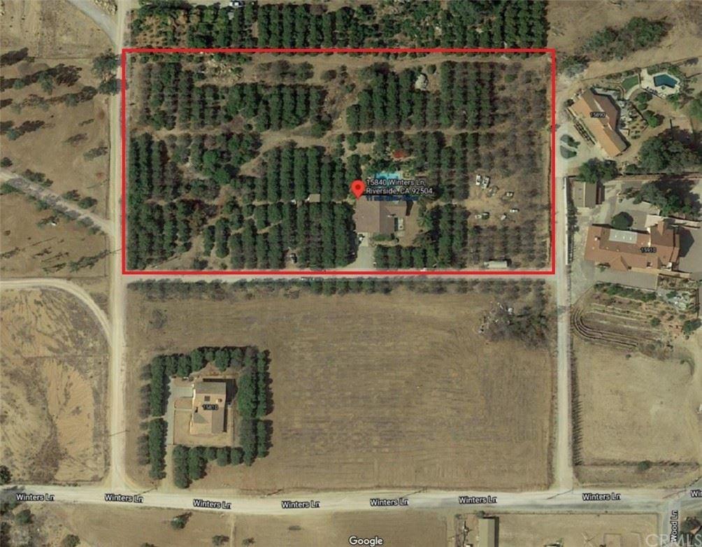 15840 Winters Lane, Riverside, CA 92504 - MLS#: IG21185978