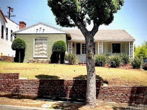 Photo of 314 Westmont Drive, Alhambra, CA 91803 (MLS # SR21110979)