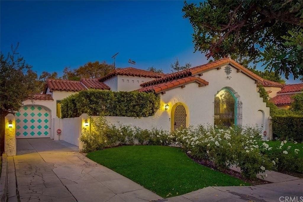 160 S Gardner Street, Los Angeles, CA 90036 - MLS#: BB21226979