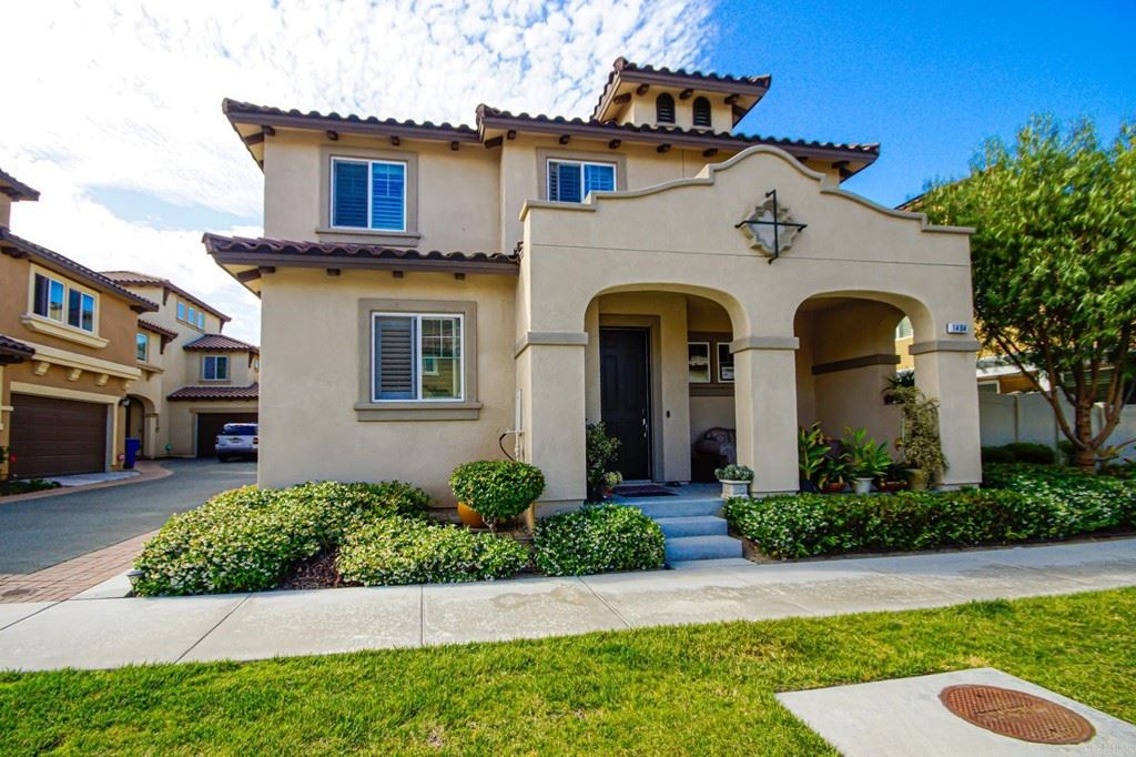 1484 Carpinteria Street, Chula Vista, CA 91913 - MLS#: PTP2103979