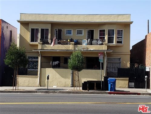 Photo of 1534 W OLYMPIC, Los Angeles, CA 90015 (MLS # 21768980)