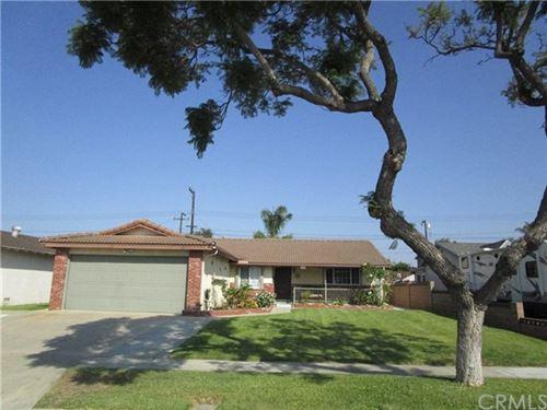 Photo of 7325 Bock Avenue, Stanton, CA 90680 (MLS # PW20223980)
