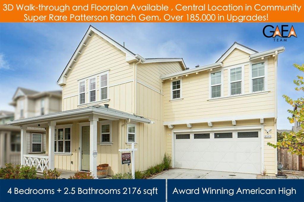 5349 Rancho Del Sur Drive, Fremont, CA 94555 - MLS#: ML81865980