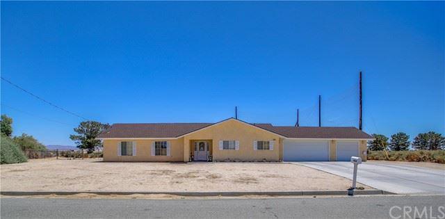 4623 Saddlehorn Road, Twentynine Palms, CA 92277 - MLS#: JT21113981