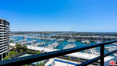 Photo of 4314 Marina City Drive #828, Marina del Rey, CA 90292 (MLS # 20599982)