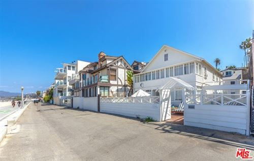 Photo of 1401 Palisades Beach Road, Santa Monica, CA 90401 (MLS # 21685982)