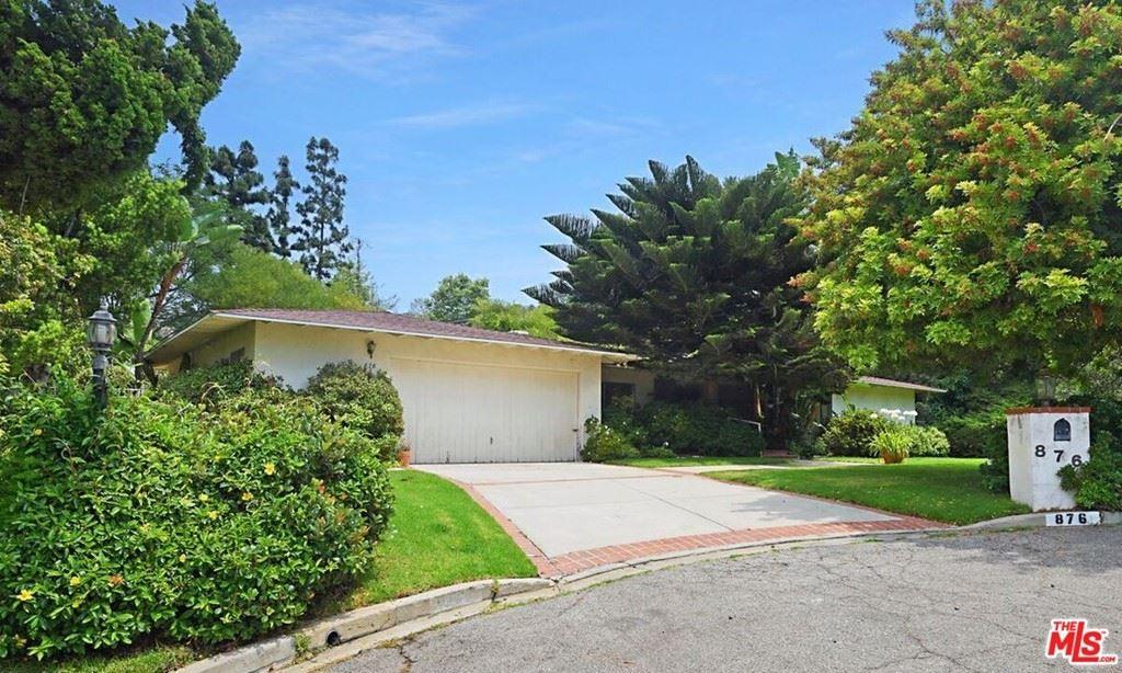 876 N Norman Place, Los Angeles, CA 90049 - MLS#: 21757982