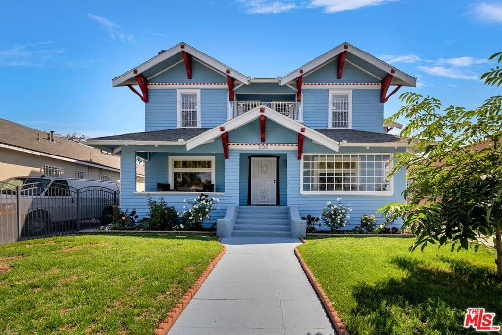 2126 9th Avenue, Los Angeles, CA 90018 - MLS#: 21780982