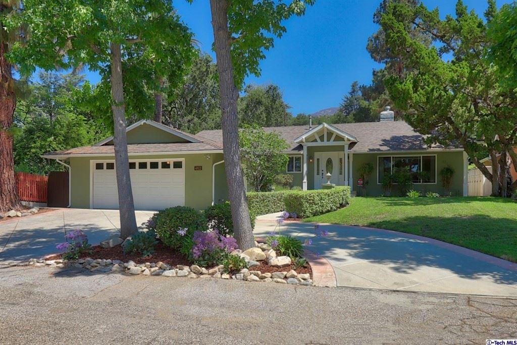 Photo of 4812 Ocean View Boulevard, La Canada Flintridge, CA 91011 (MLS # 320006982)