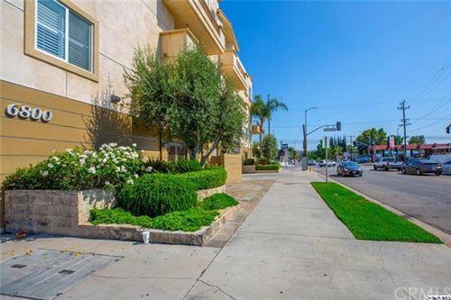 Photo of 6800 Corbin Avenue #107, Reseda, CA 91335 (MLS # 320005983)