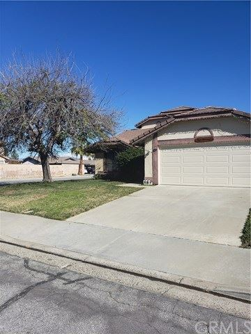 Photo of 14610 AGAVE Street, Moreno Valley, CA 92553 (MLS # IV21042983)