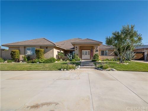 Photo of 1154 Hernandez Drive, Palmdale, CA 93551 (MLS # SR21123983)