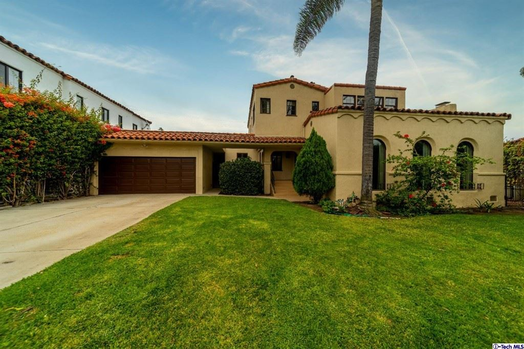 Photo of 606 Galer Place, Glendale, CA 91206 (MLS # 320007983)