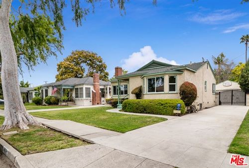 Photo of 4130 Coolidge Avenue, Culver City, CA 90066 (MLS # 21718984)
