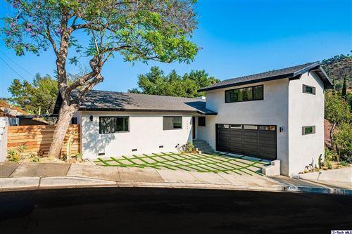 Photo of 7745 Skyhill Drive, Studio City, CA 90068 (MLS # 320006984)