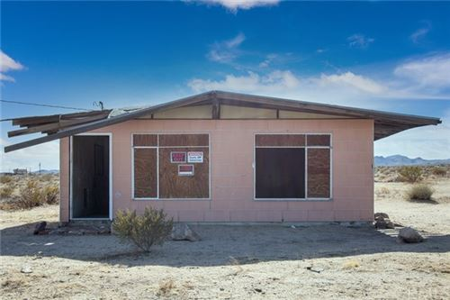 Photo of 54385 Big Horn Mountain Road, Johnson Valley, CA 92285 (MLS # JT21039984)
