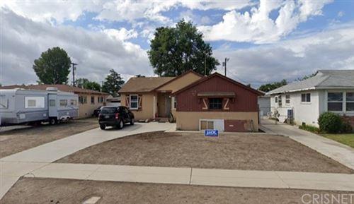 Photo of 16014 Horace Street, Granada Hills, CA 91344 (MLS # SR21095984)