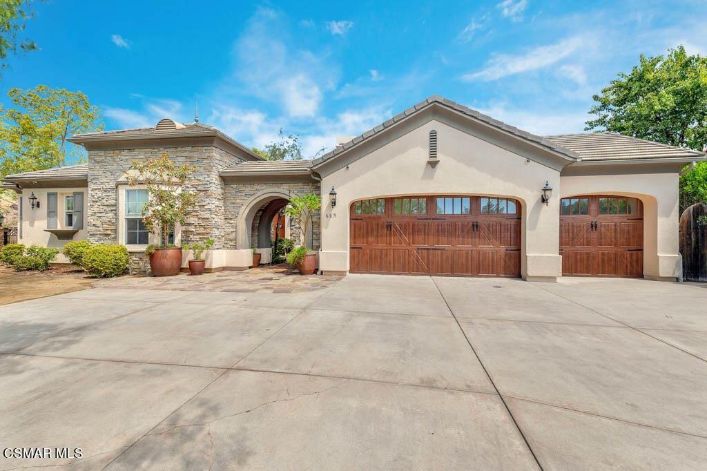 685 N Conejo School Road, Thousand Oaks, CA 91362 - MLS#: 221003984