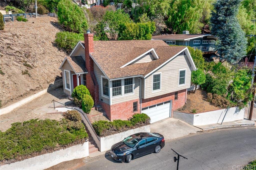 Photo of 4161 Weslin Avenue, Sherman Oaks, CA 91423 (MLS # SR21186984)