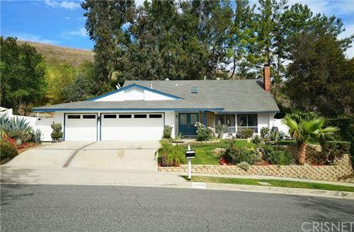 Photo of 4136 Jim Bowie Road, Agoura Hills, CA 91301 (MLS # SR21075985)