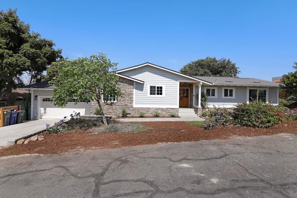 5031 Woodyard Ave, La Mesa, CA 91942 - MLS#: 210022985