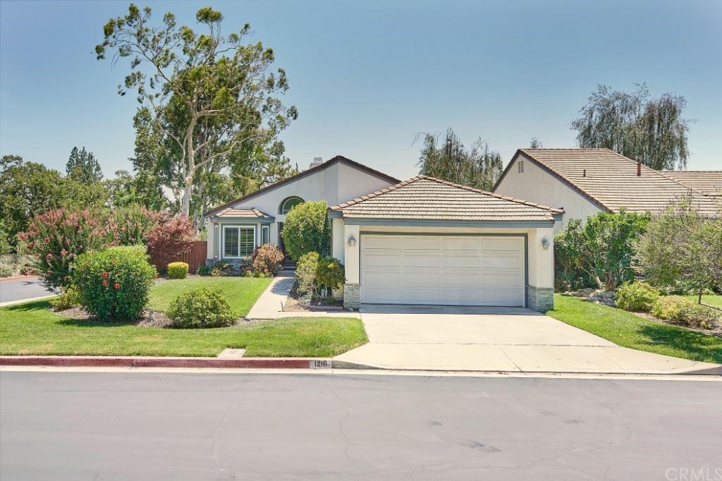 1216 Creekside Court, Upland, CA 91784 - MLS#: CV21159986
