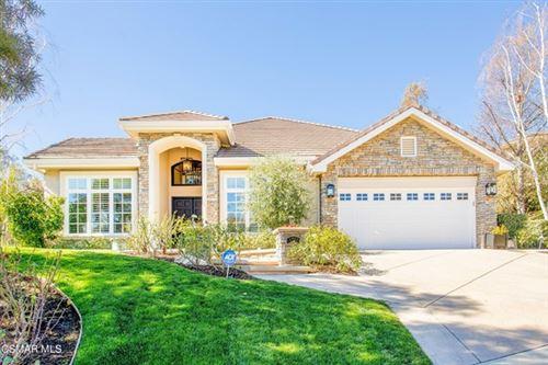 Photo of 1711 Yarnton Street, Westlake Village, CA 91361 (MLS # 221000987)