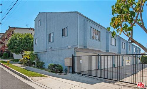 Photo of 208 E Plymouth Street #13, Inglewood, CA 90302 (MLS # OC21185987)