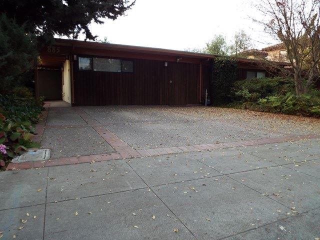 885 Marshall Drive, Palo Alto, CA 94302 - #: ML81822987