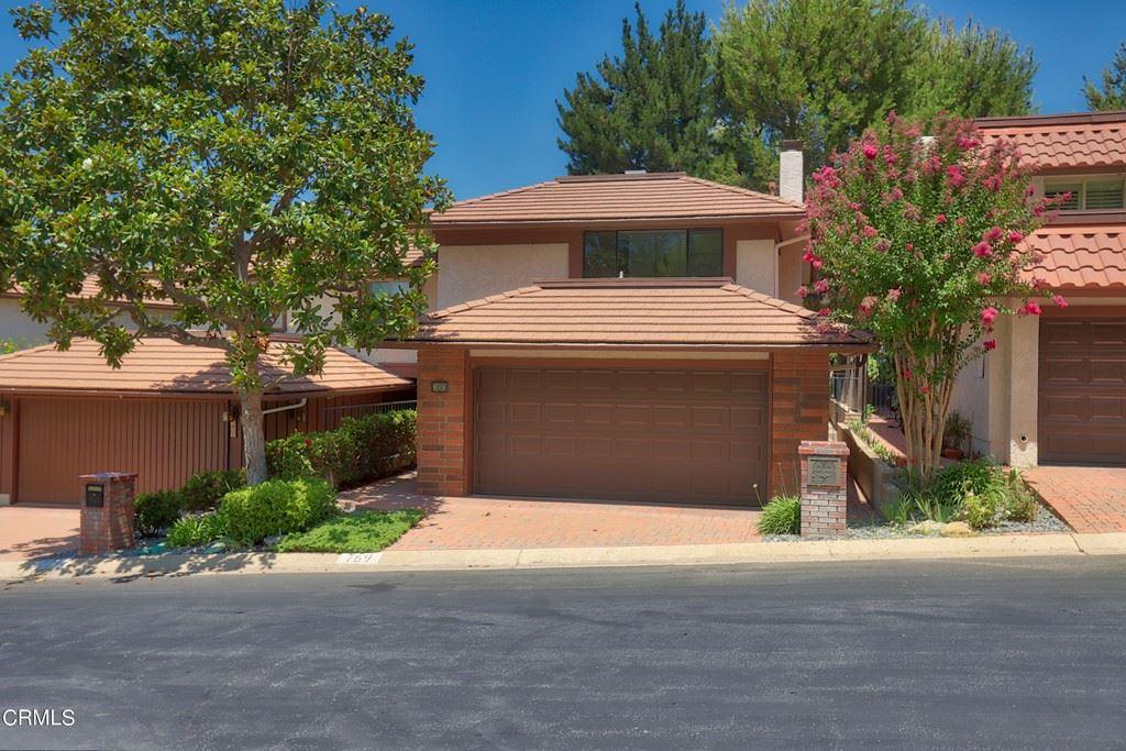 769 Starlight Heights Drive, La Canada Flintridge, CA 91011 - MLS#: P1-5987