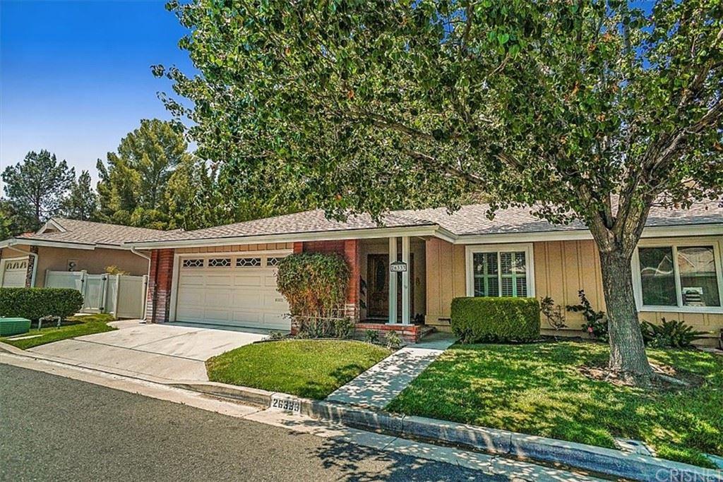 26333 Green Terrace Drive, Newhall, CA 91321 - #: SR21159987