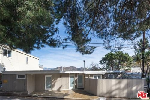 Photo of 7141 PACIFIC VIEW Drive, Los Angeles, CA 90068 (MLS # 20540988)
