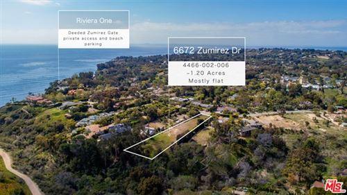 Photo of 6672 Zumirez Drive, Malibu, CA 90265 (MLS # 21722988)
