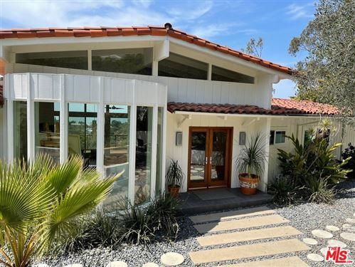 Photo of 571 Paseo Miramar, Pacific Palisades, CA 90272 (MLS # 21763988)