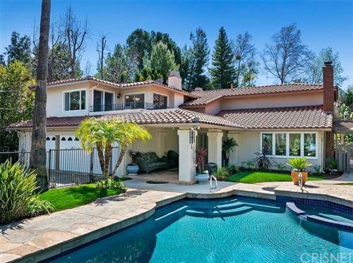 Photo of 22454 Galilee Street, Calabasas, CA 91302 (MLS # SR21070988)
