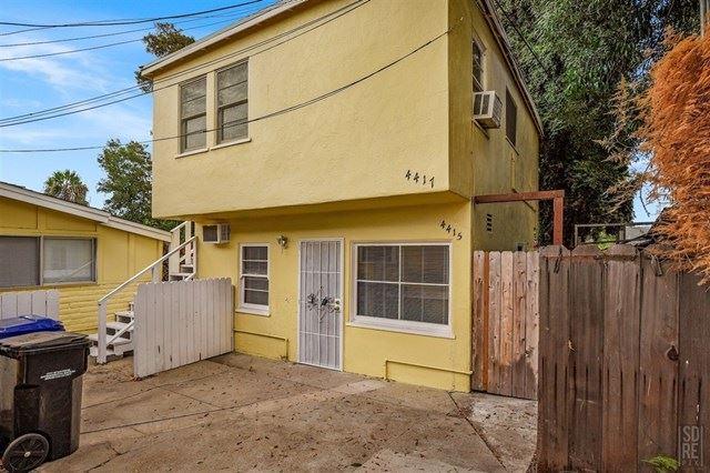 4415 Van Dyke Ave, San Diego, CA 92116 - #: 200047988
