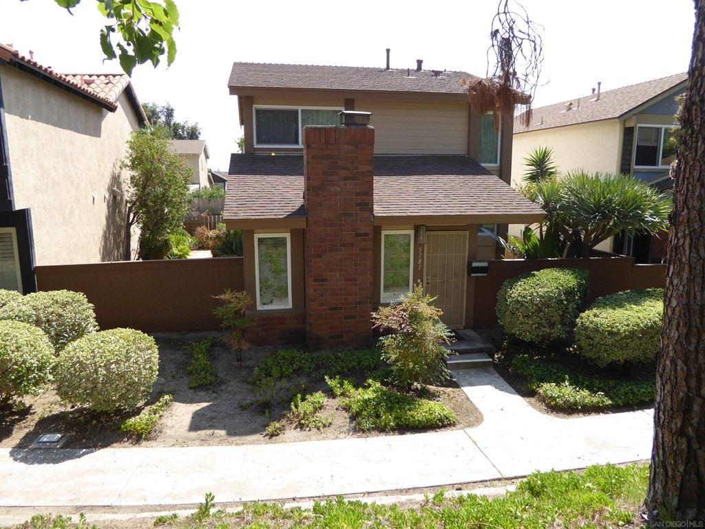 5181 Abuela Drive, San Diego, CA 92124 - MLS#: 210025988