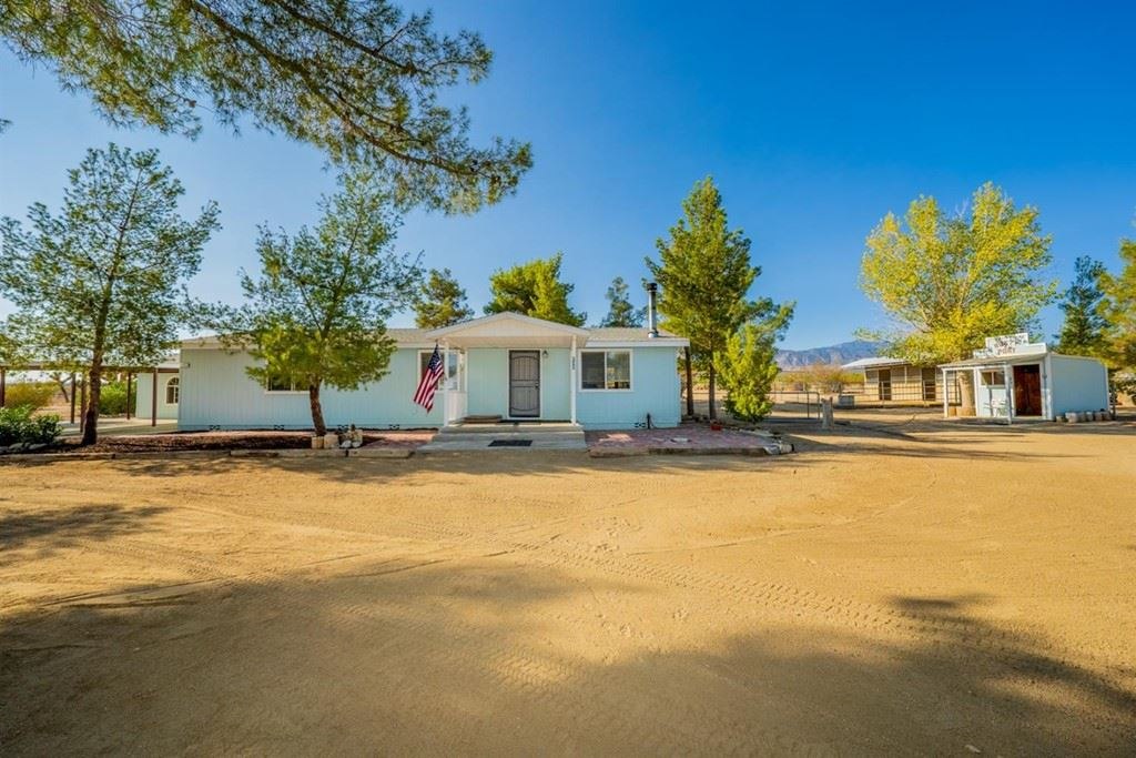 237 Joshua Hills Road, Pinon Hills, CA 92372 - MLS#: 538988