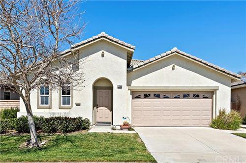Photo of 27966 Crystal Spring Drive, Menifee, CA 92584 (MLS # SW21063989)
