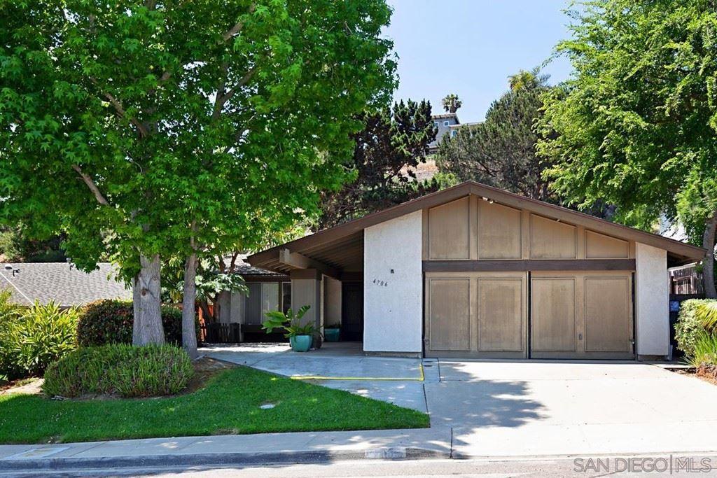 4706 LEATHERS Street, San Diego, CA 92117 - MLS#: 210014989