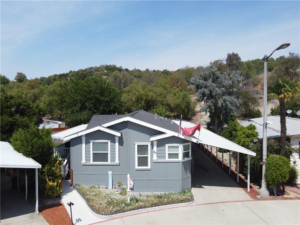 3745 Valley Boulevard #45, Walnut, CA 91789 - MLS#: SW21125989