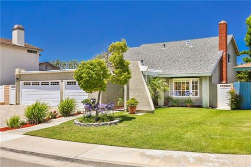 Photo of 6581 Rennrick Circle, Huntington Beach, CA 92647 (MLS # OC20134990)