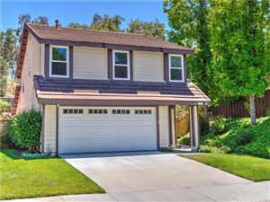 Photo of 19672 Bruces Place, Canyon Country, CA 91351 (MLS # SR19164990)