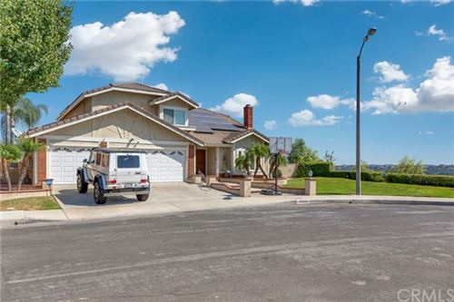 Photo of 20343 Rimview Place, Walnut, CA 91789 (MLS # WS20199990)