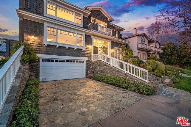 Photo of 16921 BOLLINGER Drive, Pacific Palisades, CA 90272 (MLS # 20582990)