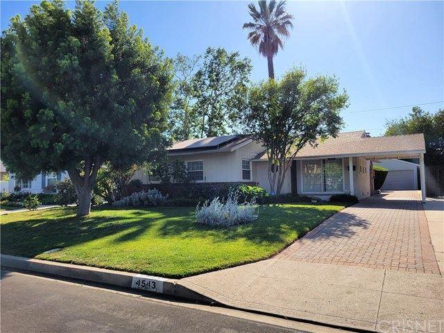 4543 Greenbush Avenue, Sherman Oaks, CA 91423 - MLS#: SR21087990