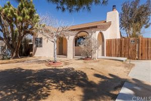 Photo of 7675 Apache Trail, Yucca Valley, CA 92284 (MLS # JT19024991)